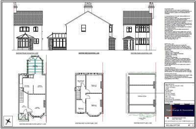 Plans For Loft Conversions Drawings Advice London