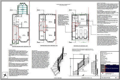 Plans for loft conversions | Drawings | Advice | London on awning plans, rafter plans, porch plans, cupola plans,