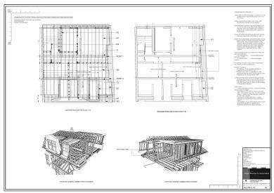 Structural calculation beam services home extension loft for How to read structural blueprints