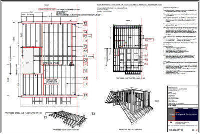 Structural Calculations Beam Services Home Extension
